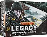 Asmodee - Pandemic - Legacy Nero Stagione 2, pan08black, Nessuna