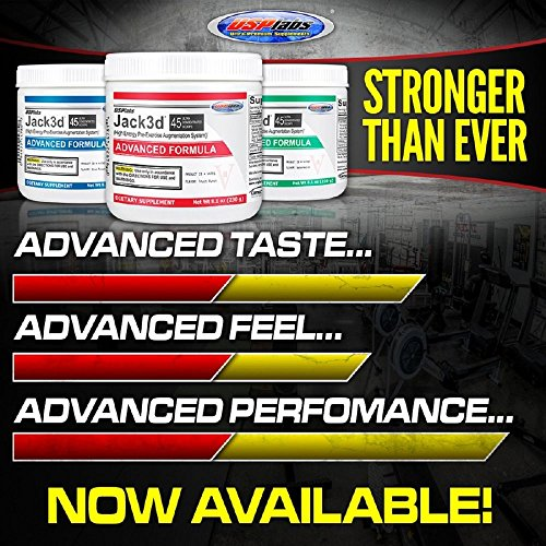 USPlabs Jack3d Advanced