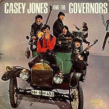 CASEY JONES & THE GOVERNORS - CASEY JONES & THE GOVERNORS LP (15451)