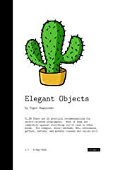 Elegant Objects: Volume 1 Paperback