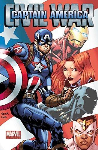 Marvel Universe Captain America: Civil War (Marvel Adventures/Marvel Universe) by Howard Chaykin (2016-02-23)