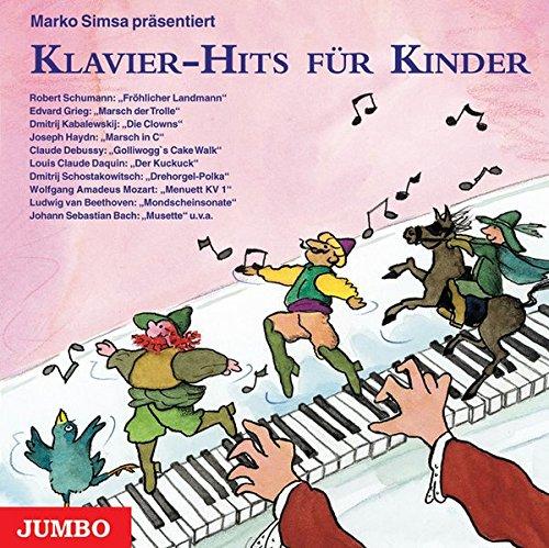Klavier-Hits für Kinder. CD
