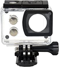 Segolike 30m/98ft Shoockproof Waterproof Diving Hard Housing Case Cover for SJCAM SJ7 Star Action Camera