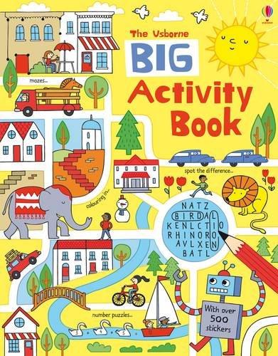 Big Activity Book