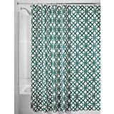 InterDesign Trellis rideau de douche textile, 180,0 cm - Best Reviews Guide