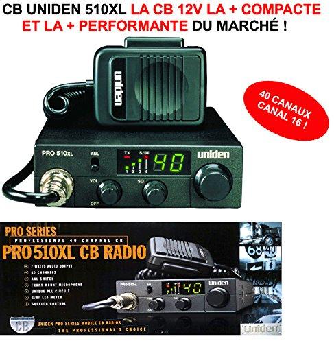 LA MEILLEURE CB 12V DU MARCHE ! ...