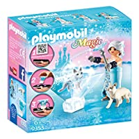 Playmobil 9353 Magic Playmogram 3D Winter Blossom Princess