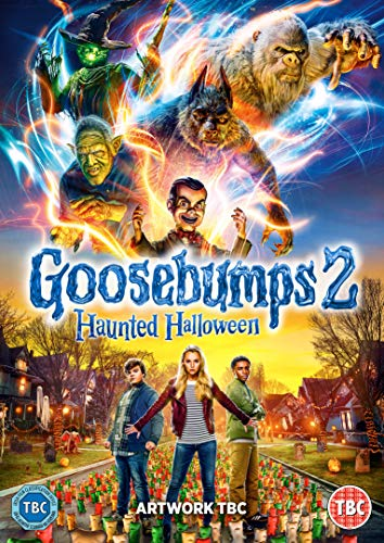 Goosebumps 2: Haunted Halloween [UK Import]