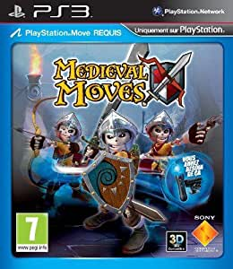Medieval Moves 3D (jeu PS Move)