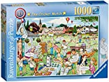 Ravensburger Best of British No.13 - The Cricket Match, 1000pc Jigsaw Puzzle