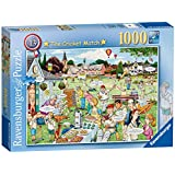 Ravensburger Best of British No. 13 - The Cricket Match, 1000pc Jigsaw Puzzle