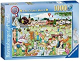 Ravensburger Best Of British The Cricket Match Puzzle (1000-piece)