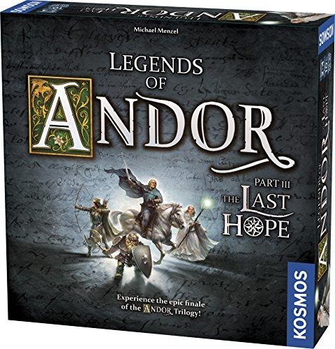 Kosmos Themse 1.759.719,6cm Legenden von Andor Teil 3The Last Hope Spiel