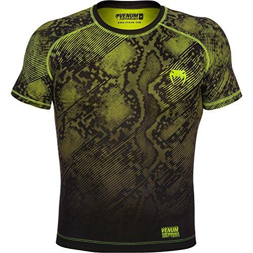 Venum Fusion T Shirt De Compression Manches Courtes Homme