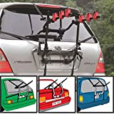 3 BICYCLE BIKE CAR CYCLE CARRIER RACK UNIVERSAL FITTING...