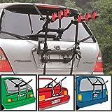 Elitezotec  3Fahrrad Auto Fahrradträger Rack Universal Armatur Limousine Schrägheck Kombi