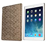 Apple iPad Digital Glitz Fall Elegant Schmalem Schutzhülle Glitzer Schale Fall–Gerät und Stil Optionen, iPad Air, Bronze