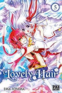 Lovely Hair Edition simple Tome 5