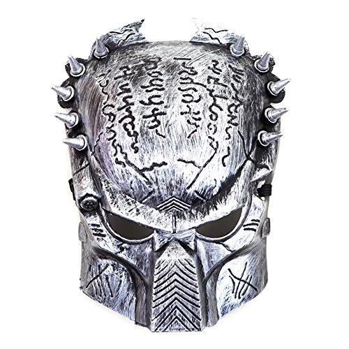 Predator Maske Halloween Karneval (Halloween Alien Kostüme Und Predator)