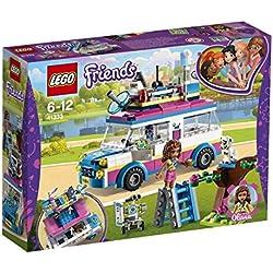 Lego Friends Veicolo delle Missioni di Olivia, 41333