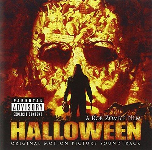 Halloween: Original Motion Picture Soundtrack (2007 Film) by Original Soundtrack (2007-08-21) (Halloween-original Film Soundtrack)