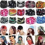 Best Headbands - EASY4BUY Set of 2 Bandana Cap Head Wrap Review