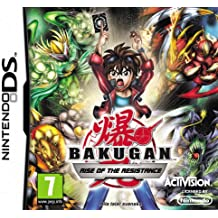Bakugan: Rise of the Resistance (Nintendo DS) [Importación inglesa]
