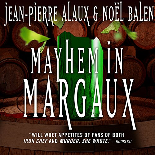 Cozy Robe (Mayhem in Margaux [Sous la robe de Margaux]: Winemaker Detective, Book 6)