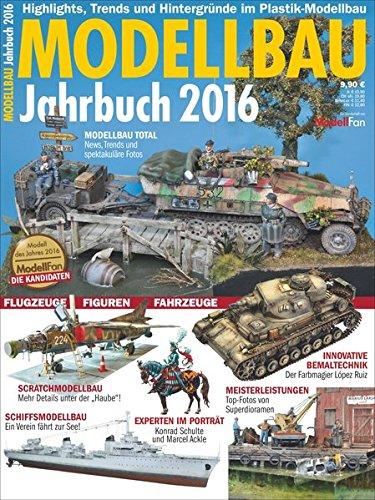 Jahrbuch Modellbau 2016 -