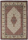 DolceMora Sehrazat Excellent 806 - Alfombra acrílico, 60 x 40, color rojo