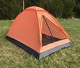 1-2 Personen Iglu Kuppelzelt Festival Trekking Strand Zelt Camping Outdoor mit eingenähtem Boden