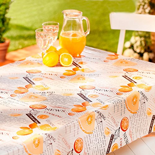 Wachstuch-Tischdecke