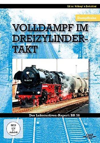 Volldampf im Dreizylindertakt - Der Lokomotiven-Report BR 58 Preisvergleich