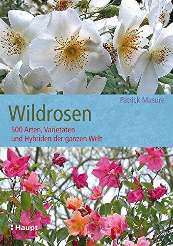 Wildrosen: 500 Arten, Varietäten und Hybriden der ganzen Welt
