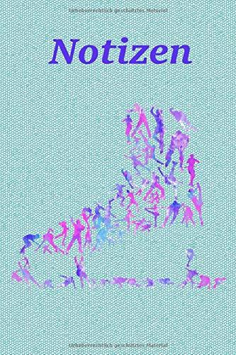 Notizen: Bullet Diary I Notizbuch I 124 Seiten Punktraster mit Inhaltsverzeichnis I ca.6 x 9