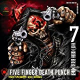 Five Finger Death Punch: And Justice for None (Deluxe) (Audio CD)