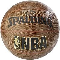 Spalding Snake Ballon de Basket Mixte Adulte, Marron, Taille 7