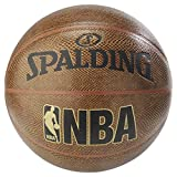 Spalding NBA Snake Basketball Ball, braun, 7