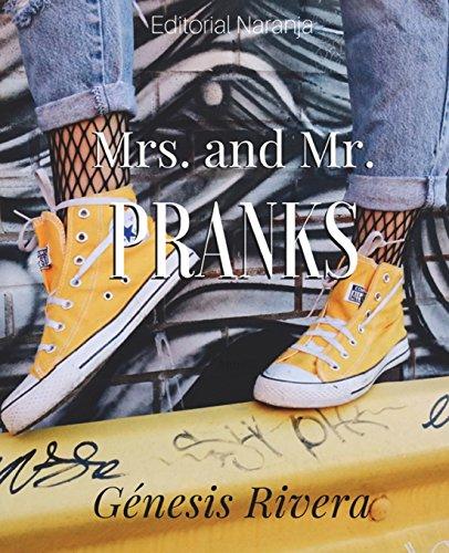 Mrs. And Mr. Pranks: Volume 1 (VINYL)