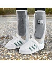 Grand Line Cubiertas Impermeables para La Lluvia con Forro Protectores Diseñados para Hombres y Mujeres