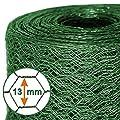 Mammut® Drahtzaun / Sechskant-Geflecht   Maschenweite 13 mm   Länge und Höhe wählbar von Mammut auf Du und dein Garten