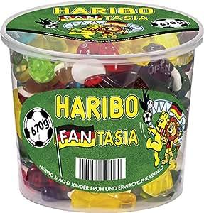 Haribo – FANtasia Fruchtgummi Mix – 670g