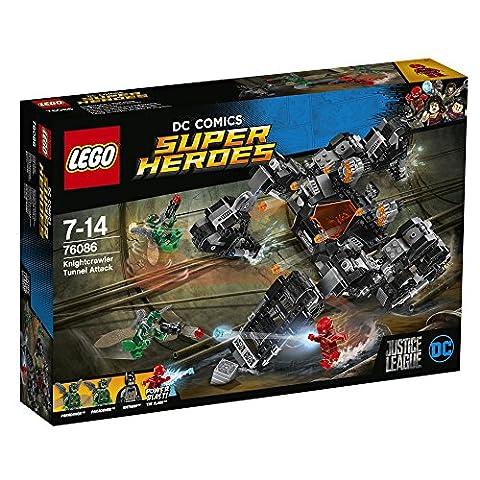 Lego Super Heroes 76086 - Knightcrawlers Tunnel-Attacke
