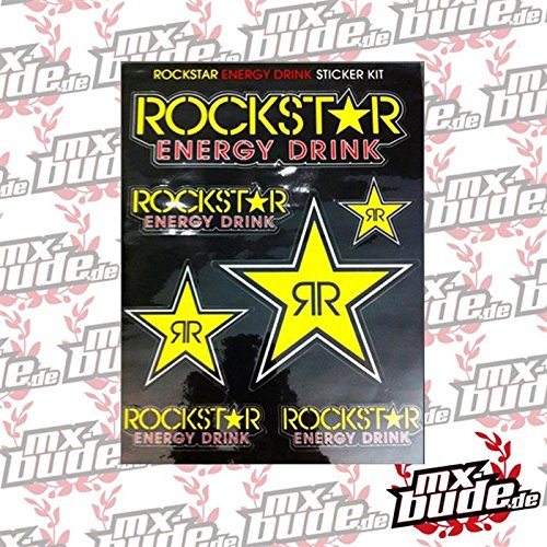 rockstar-energy-stickersheet-stars-aufkleber-set-black-yellow