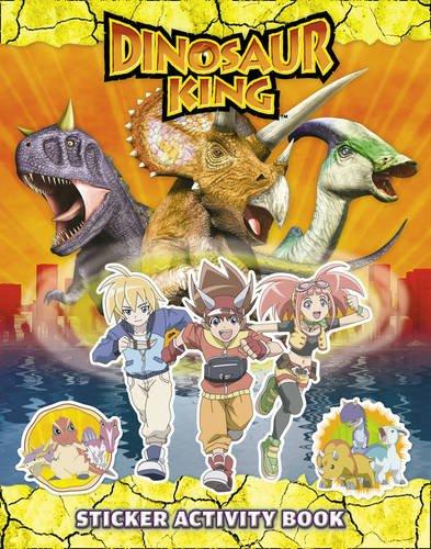 Dinosaur King: Sticker Activity Book (Dinosaur King)
