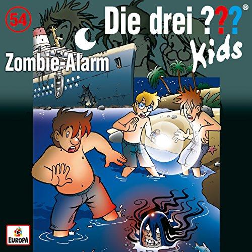Die drei ??? Kids (54) Zombie-Alarm - Europa 2016