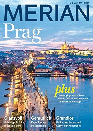 Preisvergleich Produktbild MERIAN Prag: Die Zauberhafte an der Moldau (MERIAN Hefte)