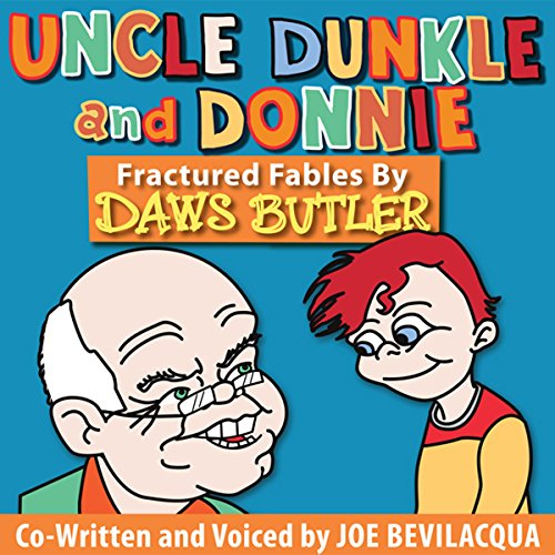 Uncle Dunkle and Donnie  Audiolibri