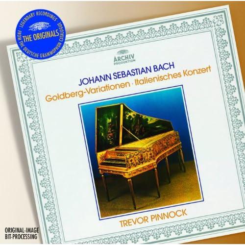 """J.S. Bach: Aria mit 30 Veränderungen, BWV 988 """"Goldberg Variations"""" - Var. 20 a 2 Clav."""