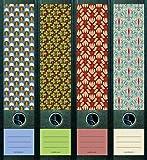 File Art AJ322 Design Etiketten Ordnerrückenschilder